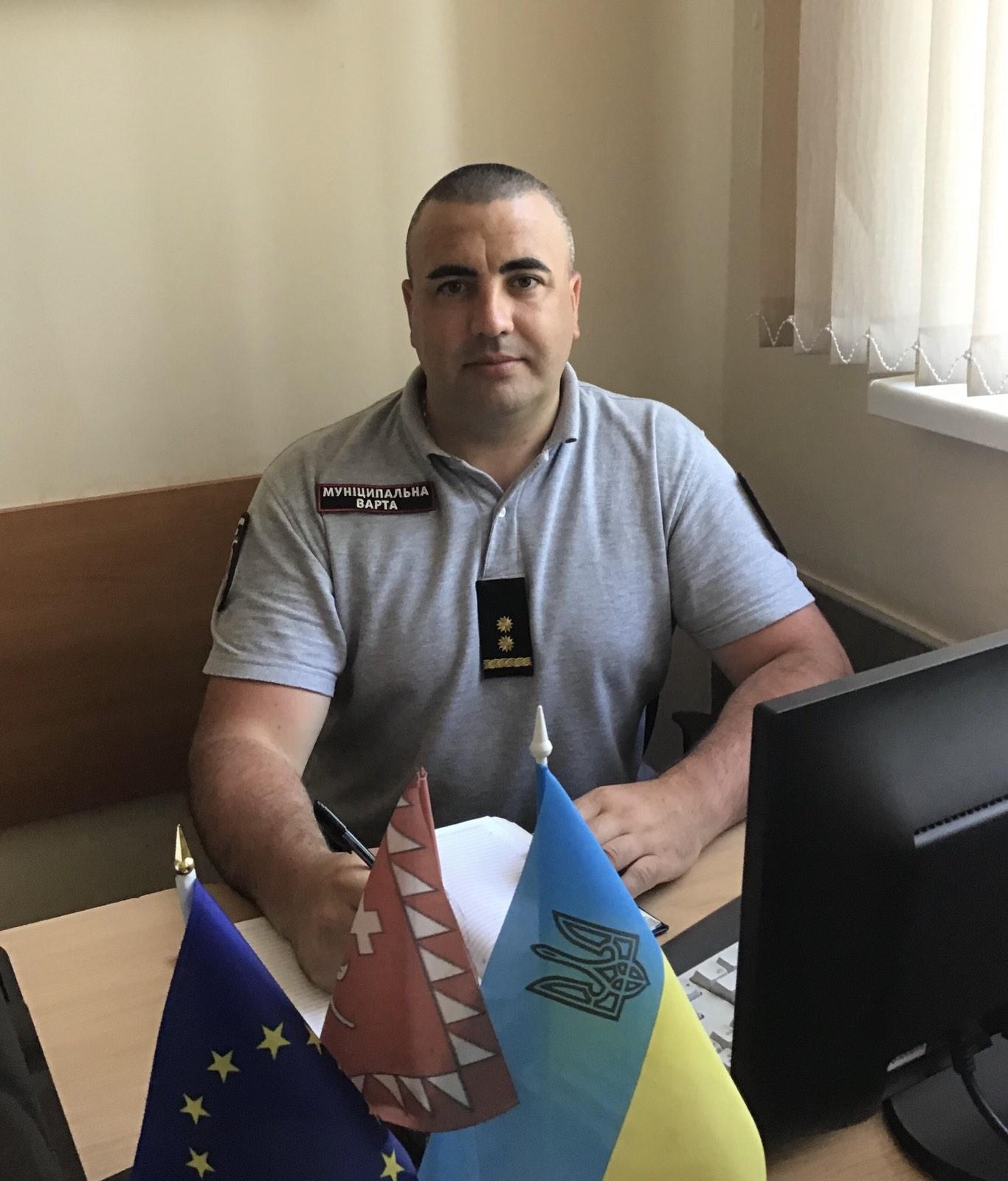 Грама Олександр Юрійович : Начальник відділу контролю за об'єктами водного фонду