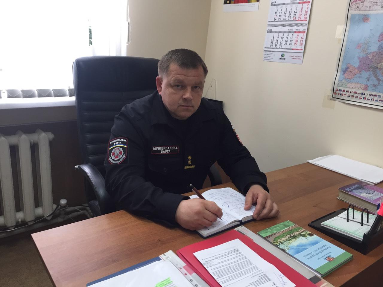 Мовчан Петро Вікторович : Заступник начальника