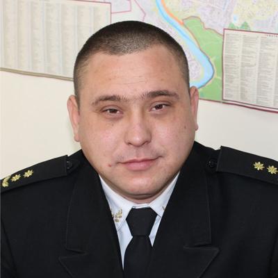 Коцюруба Олег Іванович : Начальник відділу котролю за благоустрєм та санітарним станом міста