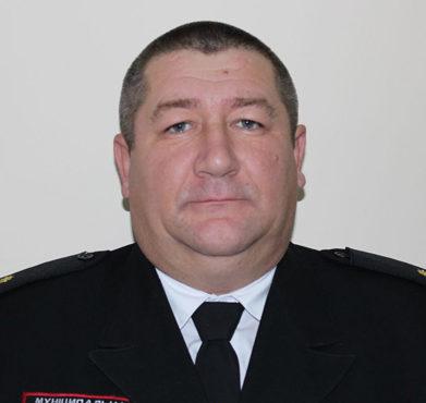 Крилик Віталій Олександрович : Заступник начальника відділу протидії стихійної торгівлі 