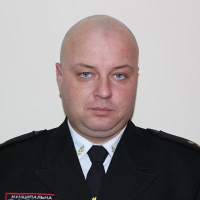 Кулик Дмитро Станиславович : Начальник відділу протидії стихійної торгівлі 