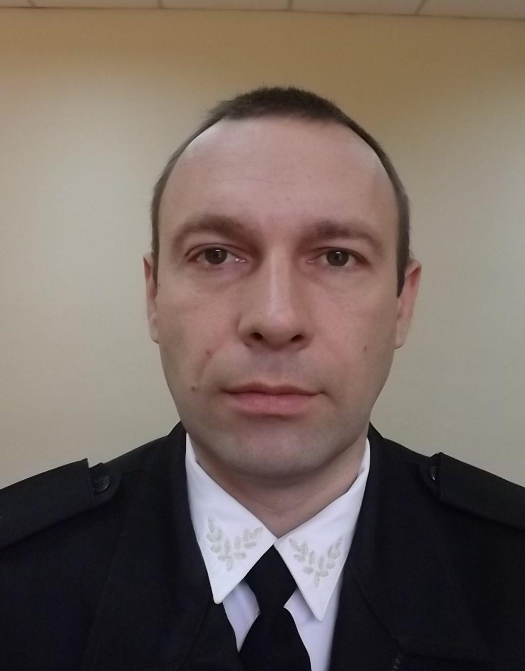 Романчишен Сергій Леонідович :   Начальник відділу оперативного контролю