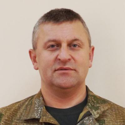 Старжинський Олег Анатолійович : Начальник відділу оперативного контролю